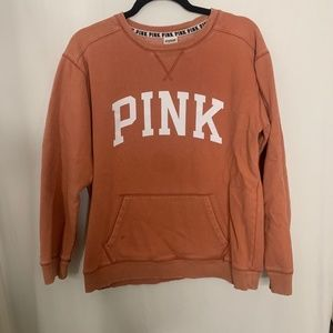 Victoria Secret Pink Crewneck Sweater